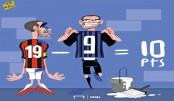 Icardi Hat-trick Seals Milan Derby