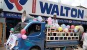 Walton Digital Campaign turns into a festive mood