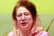 'I'm being harassed in the name of trial': Khaleda