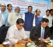 Works of Uttara-Tongi flyover and Tongi Bridge to start soon