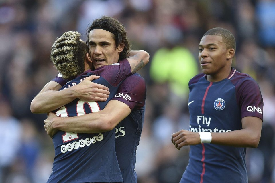 PSG thrash Anderlecht 4-0 in Champions League
