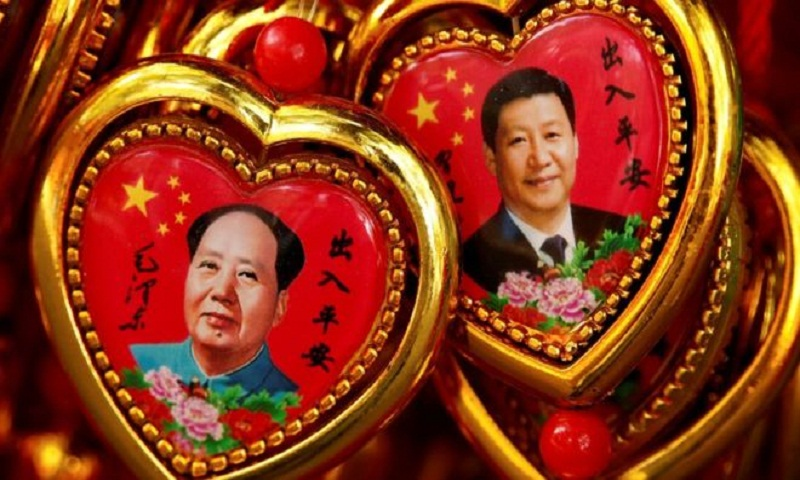 China's Xi Jinping consolidates power with new ideology