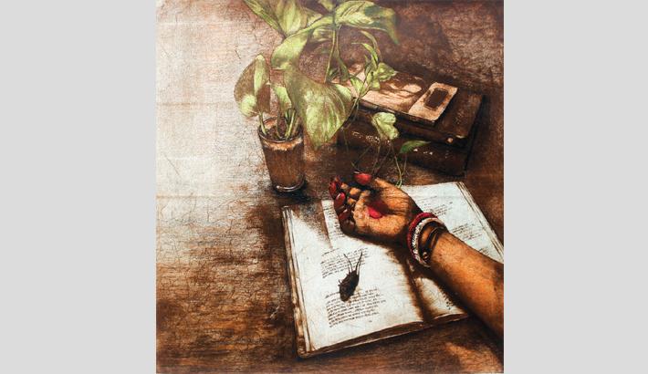 Printmaking Exhibition Underway At Abinta Gallery of Fine Arts