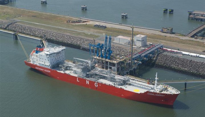 Two firms shortlisted to build small LNG terminals in Chittagong