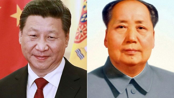 Echoes of Mao: China Communist Party fawns over 'Xi thought'