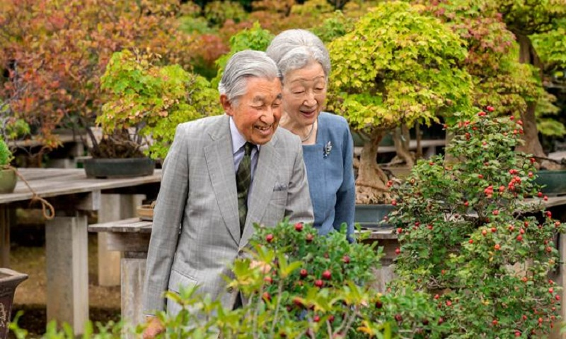 Japan's Emperor Akihito likely to abdicate by March 2019: report