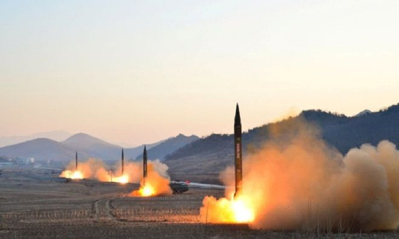 CIA chief: North Korea 'on cusp' of nuclear capability