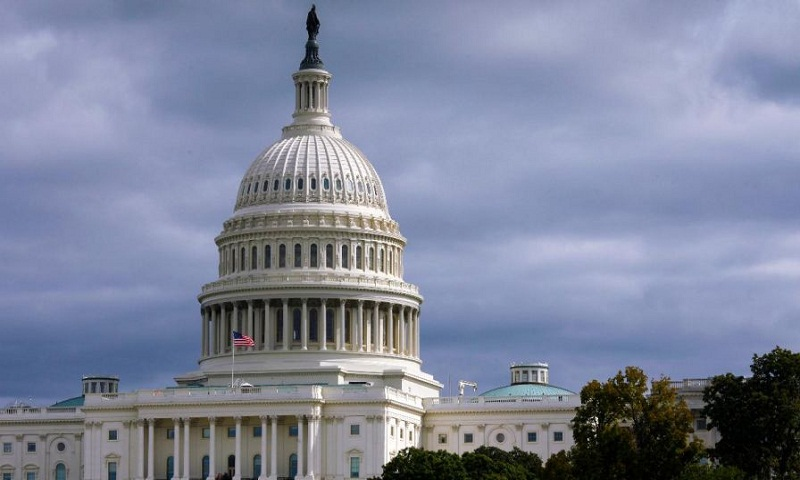 Senate passes budget framework for tax reform