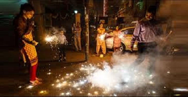Delhi chokes on toxic haze despite Diwali fireworks ban