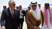 Tillerson heads back to deal with Gulf crisis