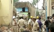 Building collapse kills 8 in southern India