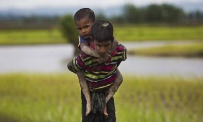 Rohingya children refugees face 'hell on earth', says UNICEF