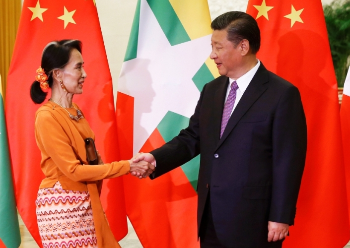 Rohingya issue: China supports Myanmar 'safeguarding peace and stability'