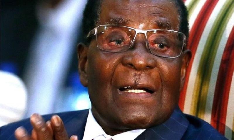 Mugabe named goodwill ambassador by WHO
