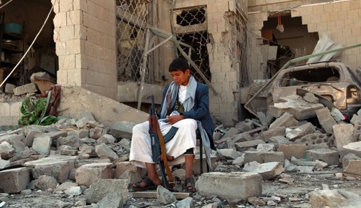 Yemen rebel youth minister urges sending children to war