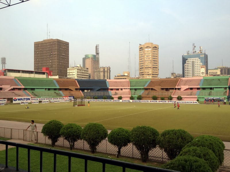 Maulana Bhashani Hockey Stadium gets full international status