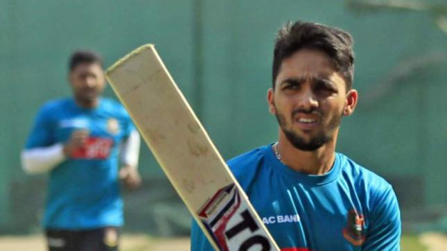 Mominul in T20 squad for South Africa series
