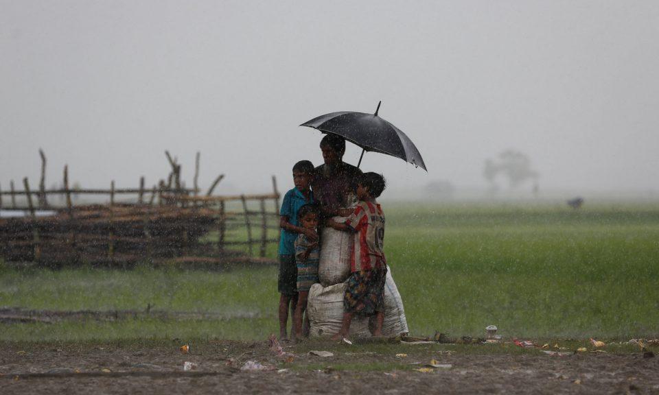 Rains cripple life across country