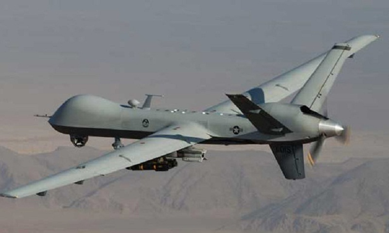 Drone strike kills 6 suspected Al-Qaeda terrorists in Yemen