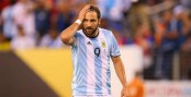 Argentina coach calls up Aguero and leaves Higuain out again