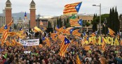 Nearly 1,200 firms moved their headquarters out of Catalonia