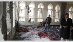 Suicide attacks  on Afghan mosques kill 60