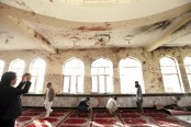 IS claims responsibility for Afghan mosque attack
