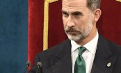 King Felipe VI says Catalonia 'will remain' Spanish