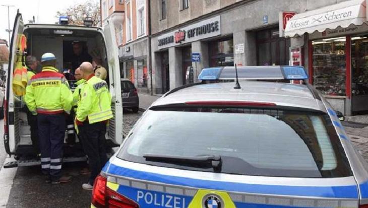 4 injured in Munich knife attack: Police