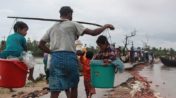 Bangladesh braces for possible surge in Rohingya arrivals