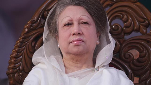 Khaleda to sit with BNP policymakers Monday night