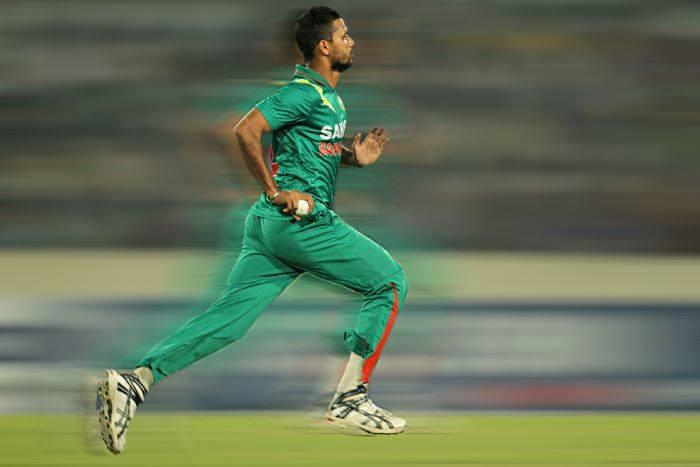 South Africa win toss, bat against Bangladesh