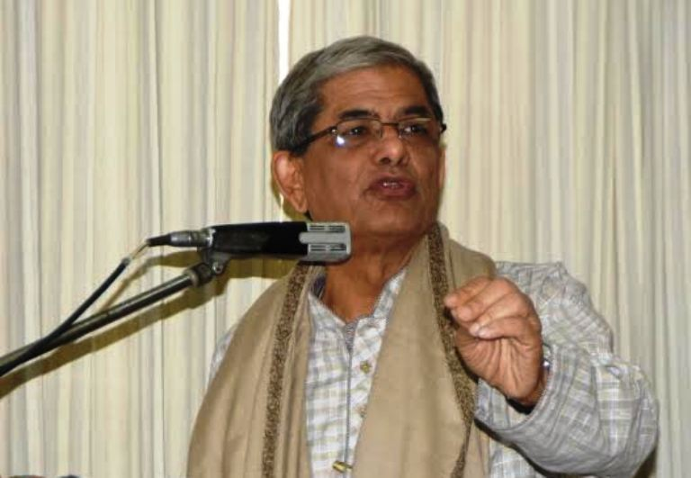 India wants to see inclusive polls in Bangladesh: BNP