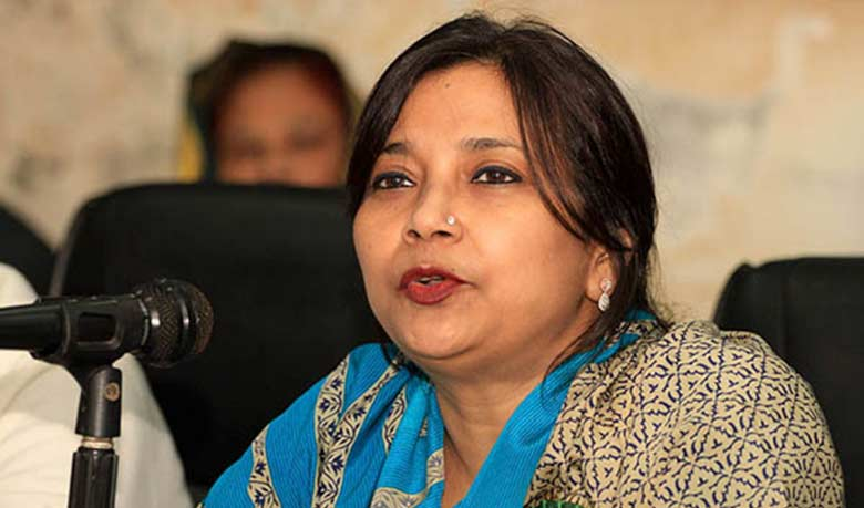 Tarana bemoans delay in releasing Teletalk fund