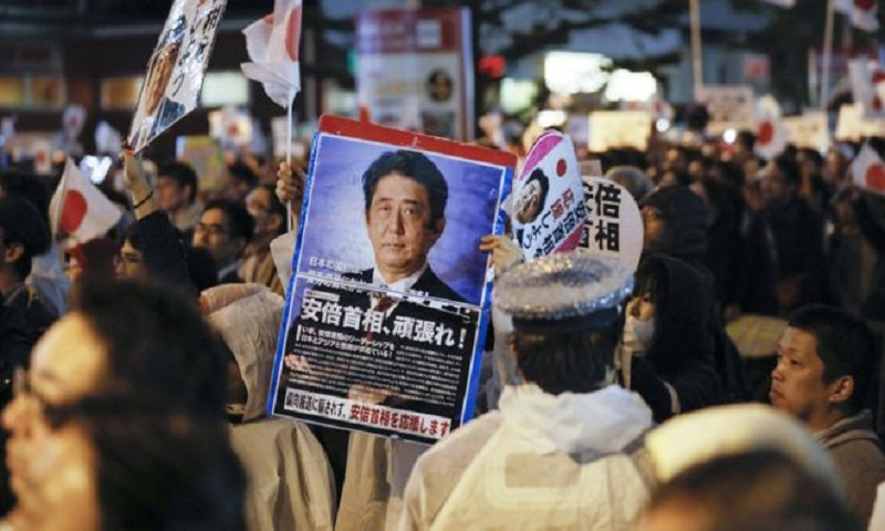 Japan goes to the polls in snap election