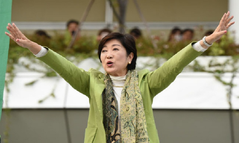 Meet Koike who may become Japan's first woman Prime Minister
