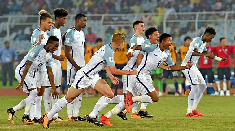 England beats US 4-1 to reach U-17 World Cup semifinals