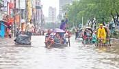 Shrinking canals, drains worsen waterlogging in city