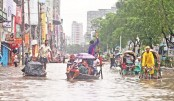 Shrinking canals, drains worsens waterlogging in city