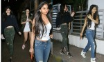 Suhana Khan steps out for a movie with besties Ananya Pandey and Shanaya Kapoor