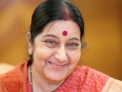 Sushma Swaraj due in city today