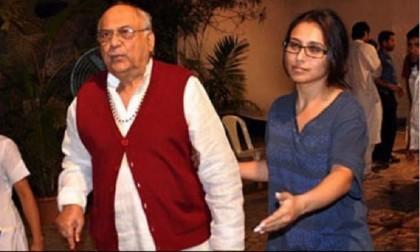 Rani Mukerji's father Ram Mukherjee dies in Mumbai