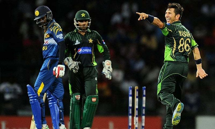Pakistan bundle out Sri Lanka for 103