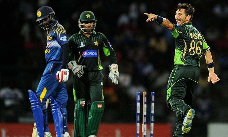 Pakistan bundle out Sri Lanka for 103