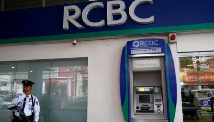 BB to take legal action against Filipino bank RCBC