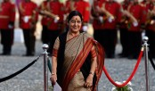 Sushma inaugurates 15 India-funded projects