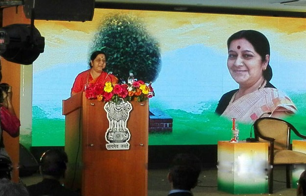 Bangladesh gets priority among all its neighbours: Sushma