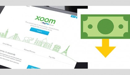 Xoom to bring fund from Paypal | 2017-10-23