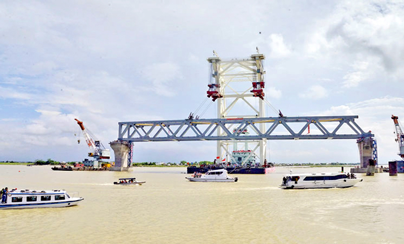 Padma Bridge: Art of Breaking Boundaries