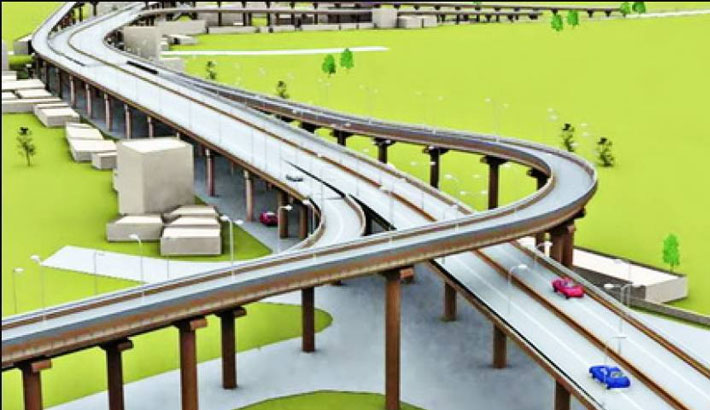 Dhaka-Ashulia elevated expressway to ease city gridlock